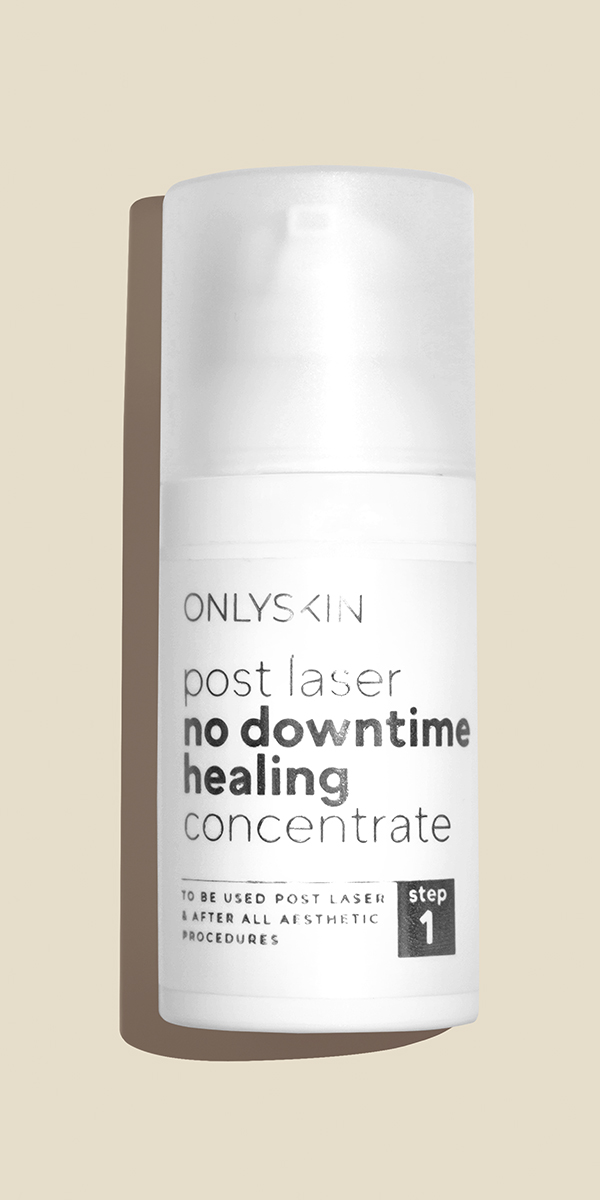 POST LASER NO DOWNTIME HEALING CONCENTRATE (STEP 1)